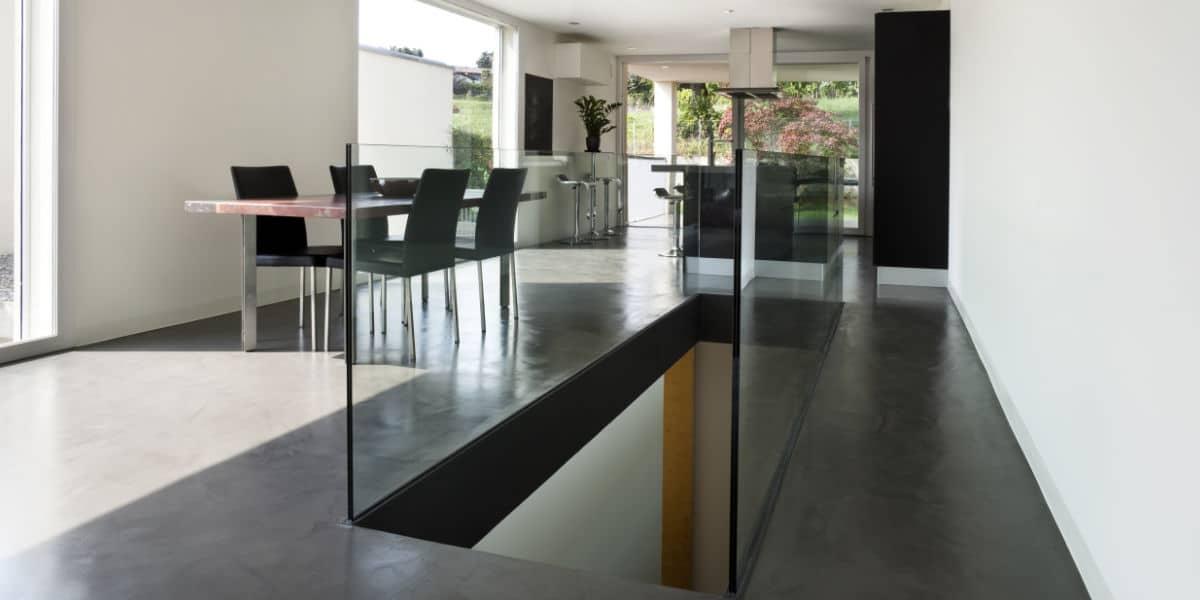 beton cire cuisine